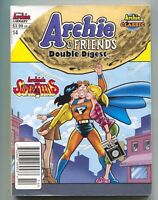 Archie & Friends Double Digest 14 2012 VF NM Super Teens Betty Veronica Kiss