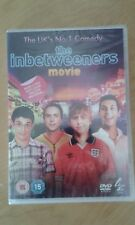 DVD Inbetweeners Movie Over 2 Hours Exclusive Unseen Material Comedy NEW SEALED