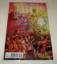 THOR # 7  Marvel Comic  June 2015  NM  HOWARD THE DUCK VARIANT COVER EDITION