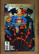 2008 Superman / Batman #50 Ed McGuiness Variant NM- DC Comics Movie Supergirl E1