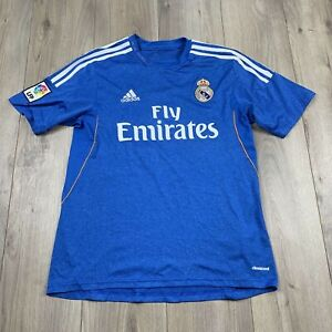 Adidas Fly Emirates Bale 11 Soccer Jersey Shirt Embroidered Patches