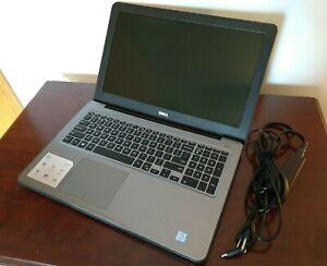 """Dell Inspiron 15 5567 Series 15.6"""" Intel i7-7500U 1 TB HDD - Win 10 - 12 GB RAM"""