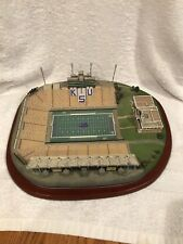 VERY COOL Kansas State Wildcats Danbury Mint Football Stadium, RARE&NICE!