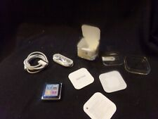 I-Pod Nano 8GB Silver  Part No. MC525LL/A
