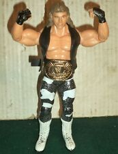 WWE WRESTLING FIGURE CLASSIC SUPERSTARS SHAWN MICHAELS AND INTERCONTINENTAL BELT