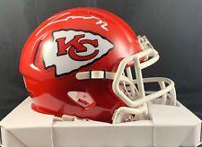 Tyrann Mathieu autographed signed Mini Helmet NFL Kansas City Chiefs PSA COA