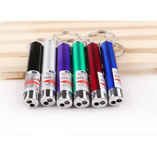 2-in-1 Laser Pointer Pen Led Flashlight Presentation Ag13 Lazer Pet Cats Toy