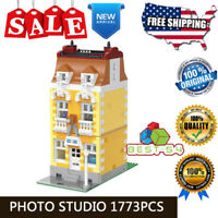City Building Blocks MOC Sets the Photo Studio Model Bricks 20006 Toys for Kids