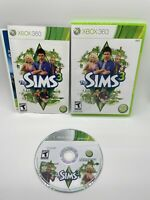 The Sims 3 (Microsoft Xbox 360, 2010) Complete, Tested