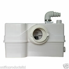 Uniflo Unicom Semi Commercial Macerator pump toilet,basin,Shower or Bath.