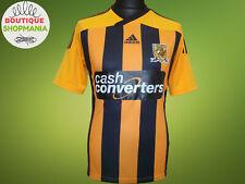 HULL CITY ADIDAS 2011-2012 HOME S Soccer FOOTBALL SHIRT Jersey Camisa Maillot