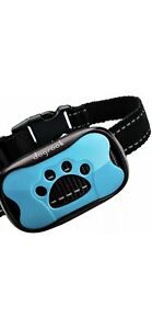 Rechargeable Dog Bark Collar - Humane, No Shock Barking Collar