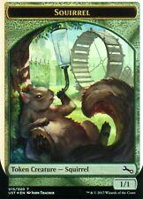 Squirrel Token FOIL | NM/M | Unstable | Magic MTG