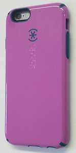 Speck CandyShell Glossy Hard Cover Case iPhone 6 6S Orchid Purple, Deep Sea Blue