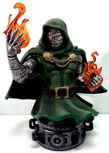 MARVEL COMIC DOCTOR DOOM 1/7 SCALE BUST - DIAMOND SELECT TOYS - NEW IN BOX 2021