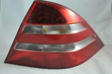 00-03 Mercedes W220 S430 S500 S55 Right Passenger Side Tail Light