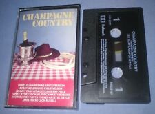 V/A CHAMPAGNE COUNTRY cassette tape album