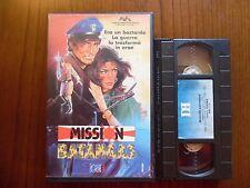 Mission Batangas (Dennis Weaver, Vera Miles, Keith Larsen) VHS ed. DB Video rara