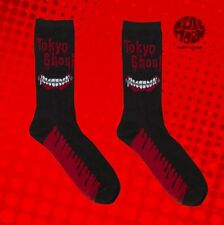 New Tokyo Ghoul Bloody Anime Officially Licensed 2 Pack Crew Socks