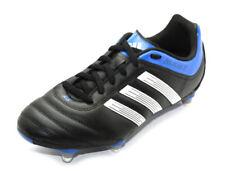 Adidas R15 TRX SG Chaussures de Rugby Noir/bleu/blanc Taille 41