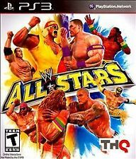 WWE ALL STARS PS3! JOHN CENA, UNDERTAKER, ROCK, MACHO MAN, STEVE AUSTIN MIZ