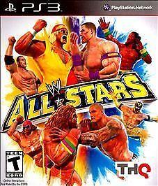 WWE All Stars (Sony PlayStation 3, 2011)