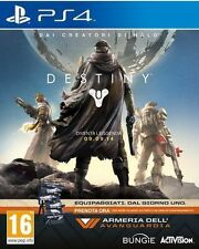 DESTINY VANGUARD EDITION PS4 PAL ITA NUOVO SIGILLATO [PS40024]