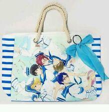 Free! Marine Bag Haruka Makoto Rin Nagisa Rei Iwatobi swim club Sanrio Prize