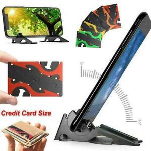Handyhalter Smartphone & Tablet Halterung Tischhalter Ständer Faltbar Aufsteller