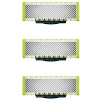 Philips Norelco QP230/80 OneBlade Replacement Blades, 3 Count