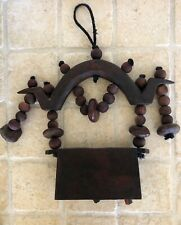 Sea Bean Wind Chime Wooden