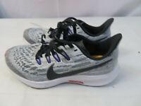 Nike Air Zoom Pegasus 36 Shoes Oreo Hyper Grape Sz 4Y Womens 5.5 AR4149-100 New