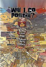 Will I Go Postal? by Sandra Heart (2010, Hardcover)