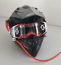 SCOTT Prospect WFS Brille mit elektrischem Blase Roll-Off System 50 mm Motocross