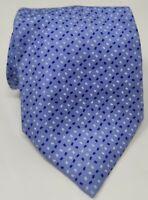 Cravatta E. Marinella Napoli 100% pura seta tie silk original celeste