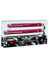 "BABYLISS PRO 1"" Ultra-Thin Nano Titanium Straightening Iron, Crimson Collection"