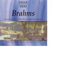 Brahms: piano Concerto No. 1 Anton Nanut/Dubravka tomsic NUOVO