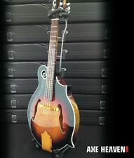 Axe Heaven Classic Sunburst F Style Mandolin Mini Replica Collectible MD-603