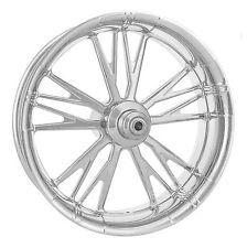 Xtreme Machine 1290-7809R-XEX-CH Execute Rear Wheel 18 X 4.25 Chrome 67-9062