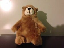 CHARMIN  plush BROWN BEAR RUSS BERRIE Soft Advertising Lovey Stuffed Animal 8""