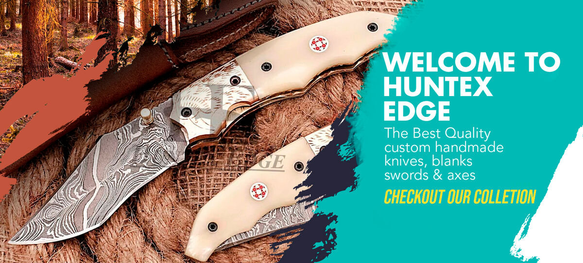 Huntex Knives by Huntex Edge