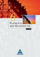 Elemente der Mathematik - Klasse 6 Mathe Gymnasium   Buch   gebraucht