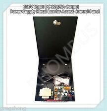 110VAC 12V/5A Access Controller Power Supply Supplier Iron Box f/ Board Panel