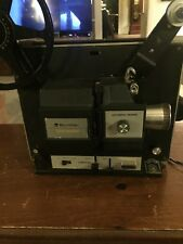 Bell&Howell 481 A Super 8/ Autoload 8mm Multimotion Movie Projector BOX
