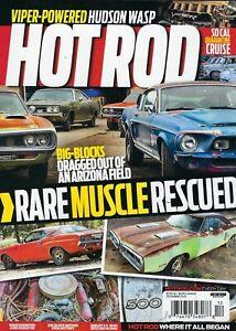 Hot Rod Magazine  December 2020    Big Blocks