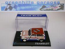Greenhills Team Slot Renault 5 Maxiturbo Fuoya No.6 4×4 – Boxed – 15110