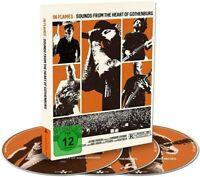 Flames Sounds de la Corazón de Gothenburg (2016) 2xCD + DVD Caja Set Nuevo
