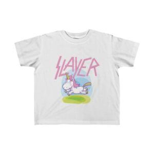 Kids Slayer T-shirt Girls Casual Tee