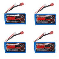 4pcs REMO E9315 7.4V Li-ion 1500mAh Batteries For REMO 1/16 Scale RC CAR Truck
