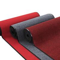 Front Door Mat Entrance Floor Doormat Waterproof PVC Non-Slip Rug Outdoor Indoor